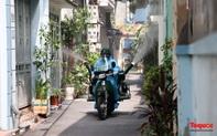 Hà Nội: Chế tạo xe máy phun khử khuẩn lưu động tại các ngõ nhỏ