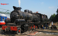 Thêm trải nghiệm đi dọc Việt Nam trên tàu bằng đầu máy hơi nước cho khách du lịch