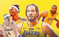 Los Angeles Lakers chia tay Alex Caruso, chào đón 3 cựu binh trở lại