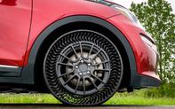 Cách tốt nhất để lốp xe không bị xì hơi: Làm lốp xe không có hơi!