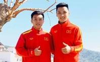 Ngắm loạt ảnh thời học sinh cắp sách đến trường của 2 người hùng futsal Việt Nam