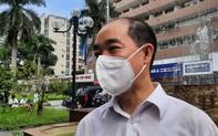 Phó Giám đốc Sở Y tế Hà Nội: Thành phố đã có kịch bản điều trị 40.000 ca COVID-19