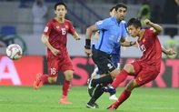 Tổ trọng tài người UAE bắt trận tuyển Trung Quốc đấu tuyển Việt Nam