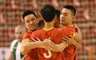 Bảng xếp hạng đội hạng ba VCK futsal World Cup 2021: Việt Nam cần ít nhất một điểm để đi tiếp