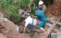 Sập tường mới xây của hợp tác xã, người dân tử vong khi đang ở nhà