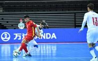 """Tuyển Futsal Việt Nam nhận thưởng """"khủng"""" sau thành tích giành vé vào vòng 1/8 FIFA Futsal World Cup 2021"""