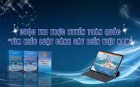 """Tham gia Cuộc thi trực tuyến """"Tìm hiểu Luật Cảnh sát biển Việt Nam"""""""