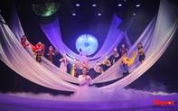 """Các nghệ sĩ múa rối hăng say luyện tập cho chương trình nghệ thuật online đặc biệt """"Trung thu cho em"""""""