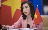 Việt Nam phản đối việc Trung Quốc điều vận tải cơ Y-20 tới Trường Sa