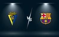 Nhận định, soi kèo, dự đoán Cadiz vs Barcelona (vòng 6 LaLiga)