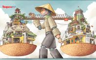 """Cuộc thi vẽ minh họa """"Hà Nội là..."""" - Những góc nhìn đa diện về một thành phố sáng tạo"""