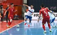 FIFA, AFC dành những lời khen ngợi cho đội tuyển Futsal Việt Nam