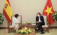 Bộ trưởng Nguyễn Văn Hùng đề nghị Tây Ban Nha hỗ trợ vaccine phòng Covid-19 cho Phú Quốc
