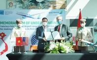 Bamboo Airways đón chuyến bay thẳng không dừng đầu tiên kết nối Việt – Mỹ tại sân bay San Francisco