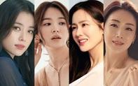 """Song Hye Kyo, Han Hyo Joo, Son Ye Jin và Choi Ji Woo rủ nhau tái xuất trên màn ảnh, fan háo hức xem dàn """"mỹ nhân 4 mùa"""" so găng"""