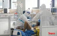 Hà Nội: Cận cảnh khu điều trị ca nặng tại Bệnh viện điều trị COVID-19