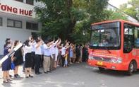 Bệnh viện Trung ương Huế điều động thêm 115 y, bác sĩ vào TPHCM chống dịch