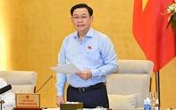 Hai phiên họp khẩn của Chủ tịch Quốc hội và những nghị quyết chưa có tiền lệ