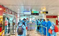 Bamboo Airways tiếp tục khai thác chuyến bay khứ hồi đặc biệt đưa y bác sĩ từ Huế vào miền Nam chống dịch