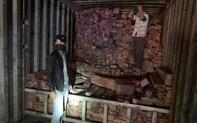 Quảng Trị: Bắt vụ buôn lậu gỗ, đá quý quy mô lớn từ Lào về