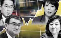 Nhật Bản trong cuộc đua tìm Thủ tướng mới và hy vọng hồi phục kinh tế