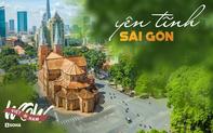 """Sài Gòn, những ngày yên tĩnh: """"Tôi may mắn vì thành phố đã chào đón tôi, bảo vệ tôi"""""""