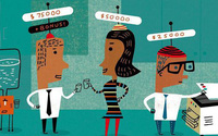 """Đừng """"cay cú"""" khi phát hiện ra cùng làm thuê nhưng đồng nghiệp lương cao hơn hẳn mình, người thông minh sẽ làm ngay 3 việc này để thay đổi tình thế!"""