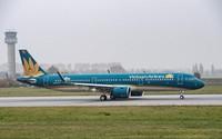 """A321neo của Vietnam Airlines đã cập """"bến Nội Bài"""""""