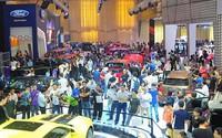 Mỗi ngày thị trường Việt Nam tiêu thụ 723 chiếc xe ô tô