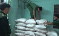 Lực lượng Biên phòng liên tiếp phát hiện các vụ vận chuyển hàng hóa trái phép
