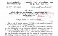 Trình Bộ VHTTDL thẩm định Báo cáo KTKT tu bổ, tôn tạo di tích chùa Xuyên Dương