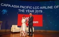 CAPA lựa chọn Vietjet là hãng hàng không chi phí thấp dẫn đầu tại Châu Á Thái Bình Dương