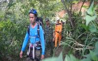 Tìm kiếm du khách nước ngoài mất tích trên bán đảo Sơn Trà