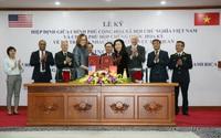 Việt Nam - Hoa Kỳ ký kết hợp tác trong lĩnh vực hải quan