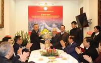 Bộ NN&PTNT trao Bằng khen cho ông Phạm Quang Lộc, người phát triển giống cam Sông Con