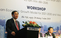 """Năm câu hỏi """"phác thảo"""" mô hình tăng trưởng kinh tế Việt Nam 2021-2030"""