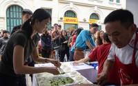 Món ăn của Đảo quốc Sư tử thu hút người dân Hà Nội