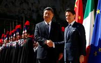 Trung Quốc mở tung cửa Italy tiến vào châu Âu