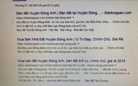 """Hà Nội: Bất động sản khu vực nào đang """"hot""""?"""