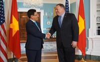 Phó Thủ tướng, Bộ trưởng Ngoại giao Phạm Bình Minh thăm chính thức Hoa Kỳ
