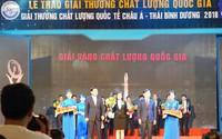 Thủ tướng tặng giải vàng chất lượng Quốc gia cho Tập đoàn An Phát