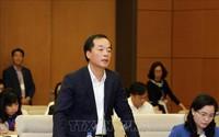"""Bị """"truy' trách nhiệm về xử lý sai phạm nhà 8B Lê Trực, HH Linh Đàm, Bộ trưởng Xây dựng nói """"đây là trách nhiệm của TP Hà Nội"""""""