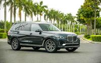 Giới thiệu BMW X7 và dòng xe X tại Đà Nẵng