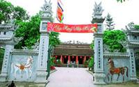 Hưng Yên tu sửa cấp thiết một số hạng mục phụ trợ tại di tích đền Kim Đằng