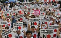 Cuộc chiến thương mại Nhật-Hàn: Chưa có ánh sáng cuối đường hầm