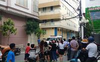 Nghệ An: Người đàn ông quốc tịch nước ngoài rơi từ tầng 4 tử vong