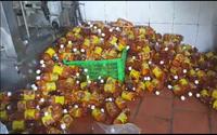 Hà Nội: Phát hiện hàng chục keng bia 'nhái' thương hiệu nổi tiếng tại Công ty TNHH Đại Việt Châu Á