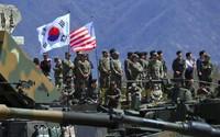 Trước giờ G bầu cử Mỹ: Tổng thống Trump muốn phá rào cản quân sự với đồng minh châu Á