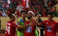 Hải Phòng lấy trọn 3 điểm trên sân Thiên Trường, Nam Định nguy cơ xuống hạng