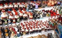Vòng quanh thế giới: Những truyền thống kì lạ nhất trong mùa đông